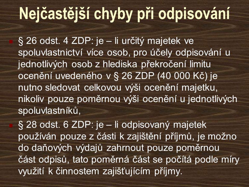 § 29 odst.