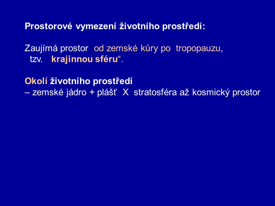 Ochrana přírody a krajiny České republiky