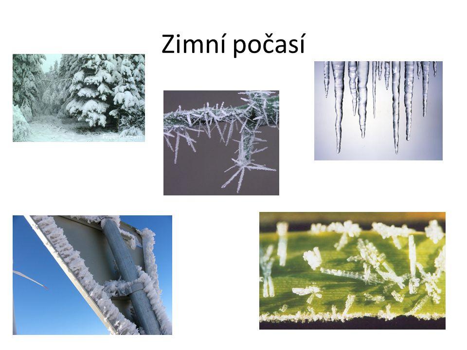 Zimní počasí