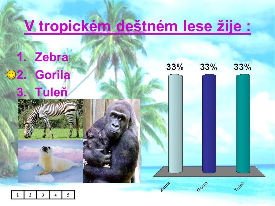 Tropickým deštným lesům se říká : 12345 1.Ruce Země 2.Plíce Země 3.Srdce Země