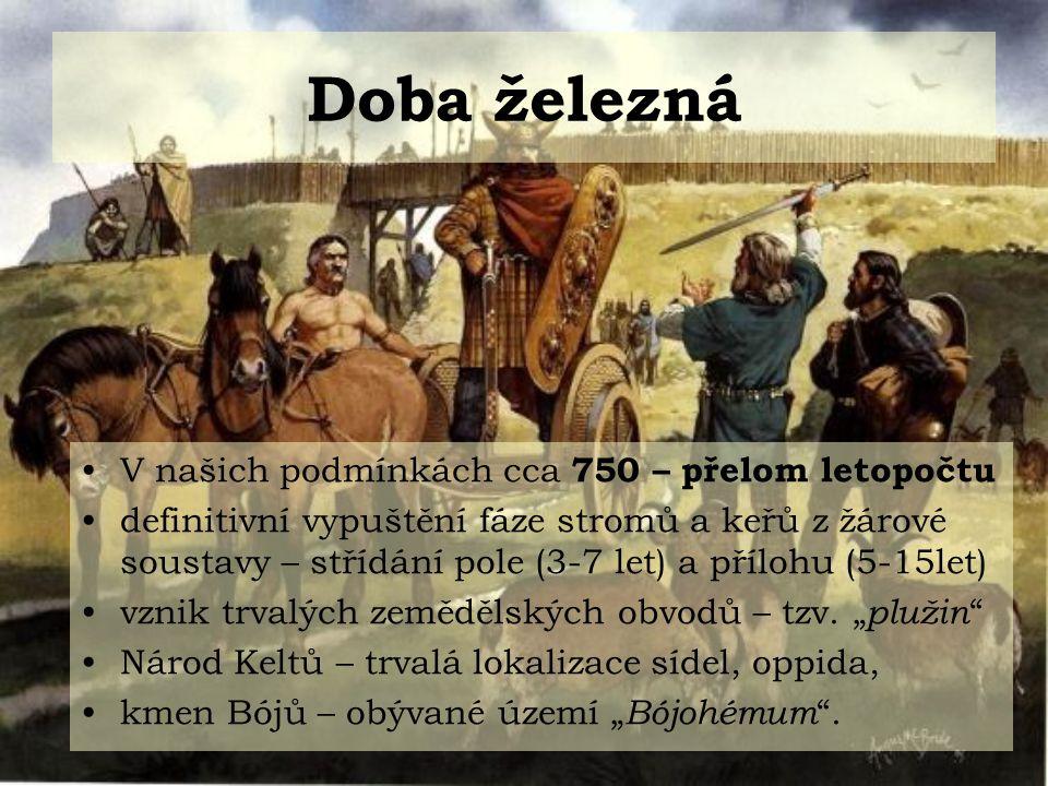 Slovanská kolonizace Staří Slované na našem území cca od r.