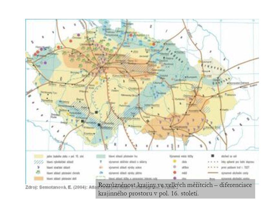 RENESANCE 1500 až 1620 další rozšiřování zemědělské půdy Intenzivní rozvoj rybníkářství – nejvýnosnější obor feudálního hospodářství Koncem 16.