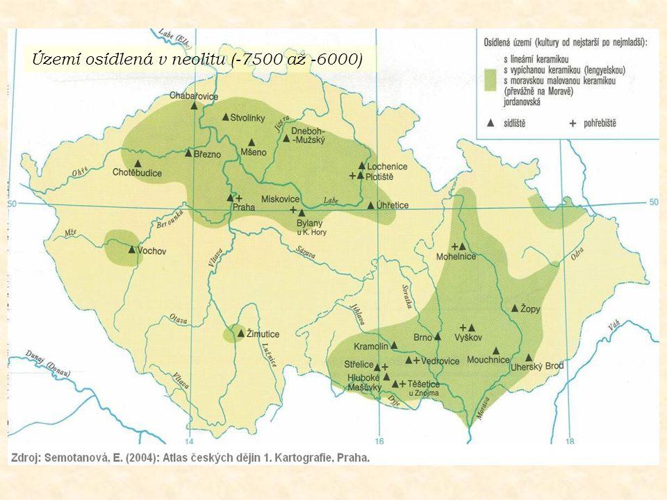 ENEOLIT cca 3000 př.n.l.(pozdní doba kamenná, resp.