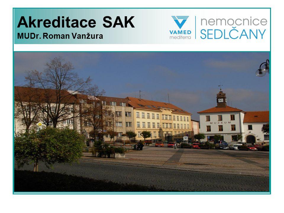 Akreditace SAK V roce 1998 jsem se zúčastnil první akreditace dle standardů ISO v nejmenované české obchodní a servisní organizaci.