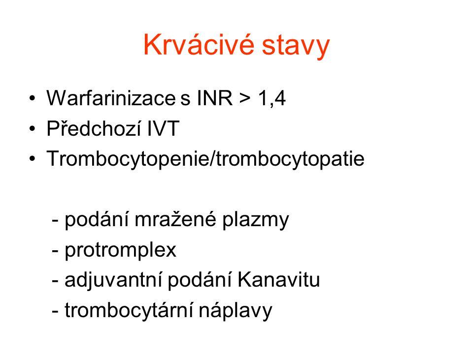Intenzivní péče Monitorace stavu vědomí Normoglykémie – ideálně 5-8 mmol/l Prevence febrilií Prevence TEN Sekundární prevence EP paroxysmů Antiedematozní postupy – elevace hlavy, prevence elevace ICT (sedativa, antiemetika, analgetika,..), osmoterapie