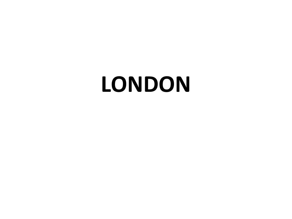 Read questions and give detailed answers.1. What kind of city is London.