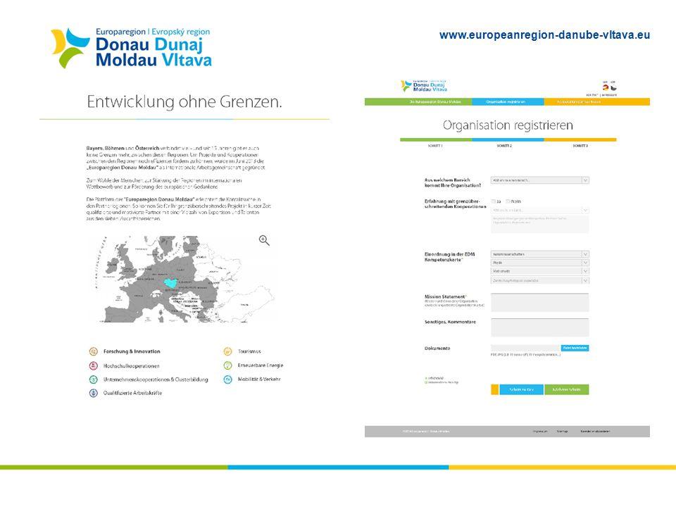 www.europeanregion-danube-vltava.eu