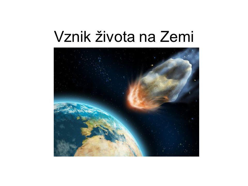 Vznik života na Zemi