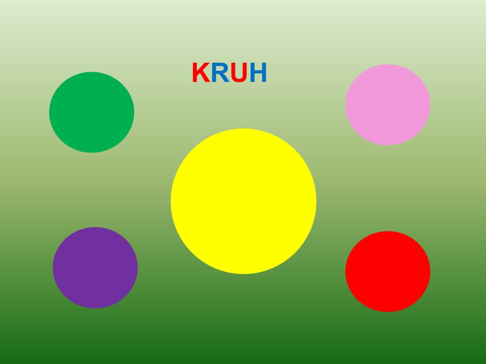 KRUHKRUH