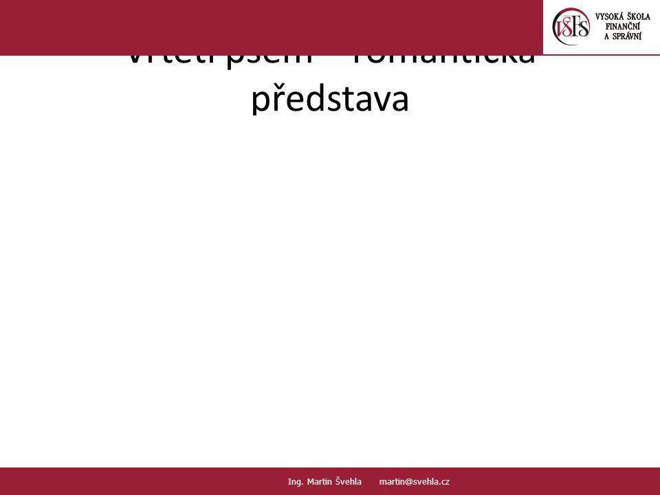 Vrtěti psem – romantická představa 3.3. PaedDr.Emil Hanousek,CSc., 14002@mail.vsfs.cz :: Ing.