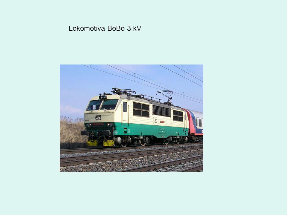 Lokomotiva BoBo 3 kV