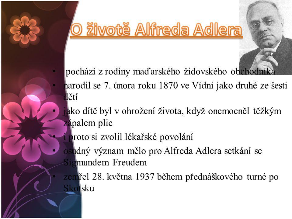 pochází z rodiny maďarského židovského obchodníka narodil se 7. února roku 1870 ve Vídni jako druhé ze šesti dětí jako dítě byl v ohrožení života, kdy
