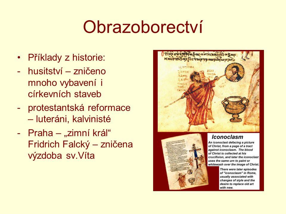 Velké schizma 1054 – vyvrcholení sporů mezi papežem a konstantinopolským patriarchou o nejvyšší autoritu nad křesťanstvem Potvrzeny rozdíly v liturgii Z x V (latina, papež x řečtina, patriarcha) Rozpory přetrvaly i později – 1204 4.křížová výprava – vypleněn Cařihrad, vytvořeno tzv.Latinské císařství (1204-1261)