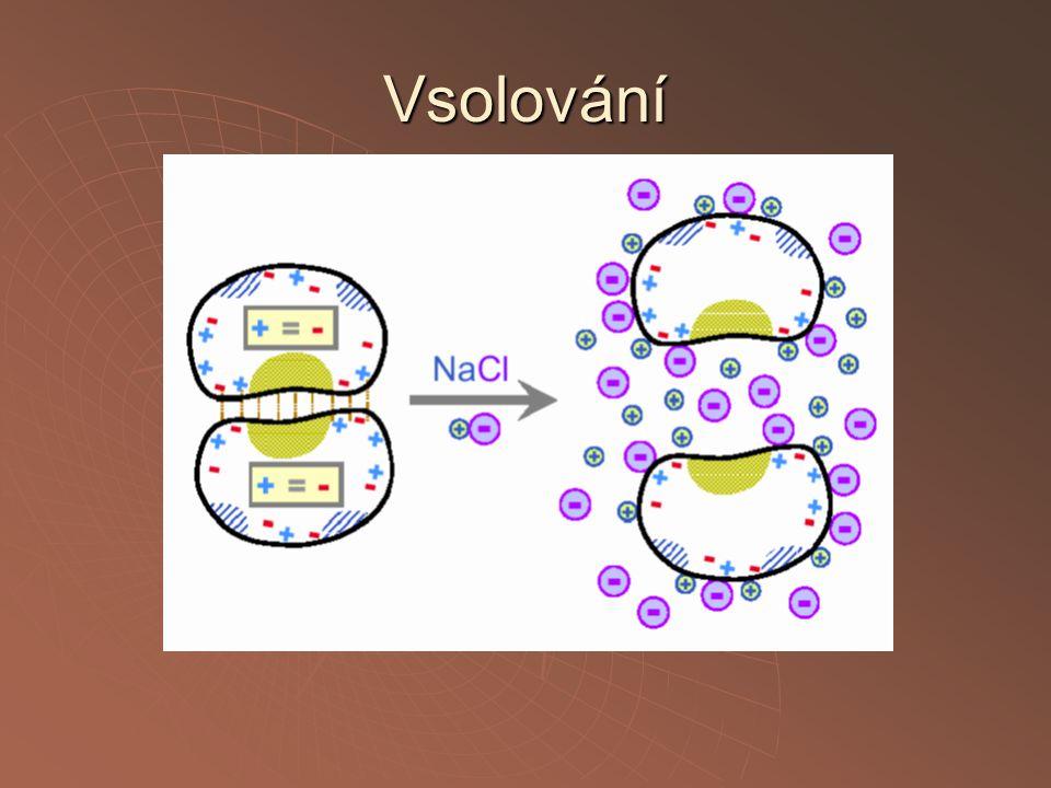 pH při tepelné denaturaci musí být přesně definováno  Při vyšší teplotě běží více proteolýza
