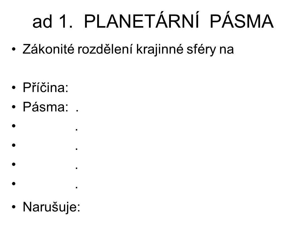 Sled orobiomů (veget.