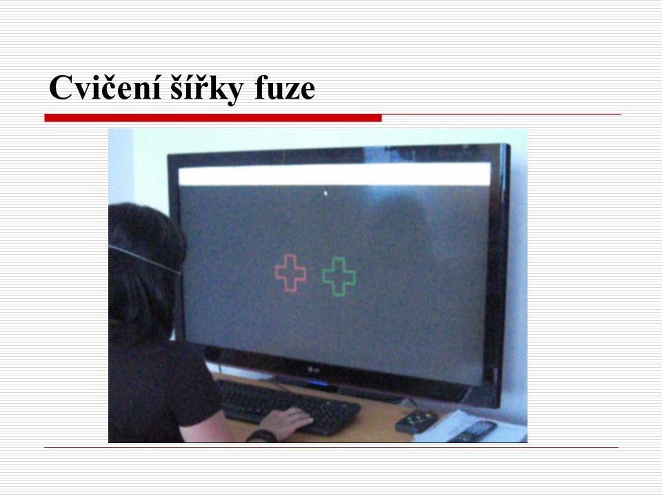 Cvičení šířky fuze