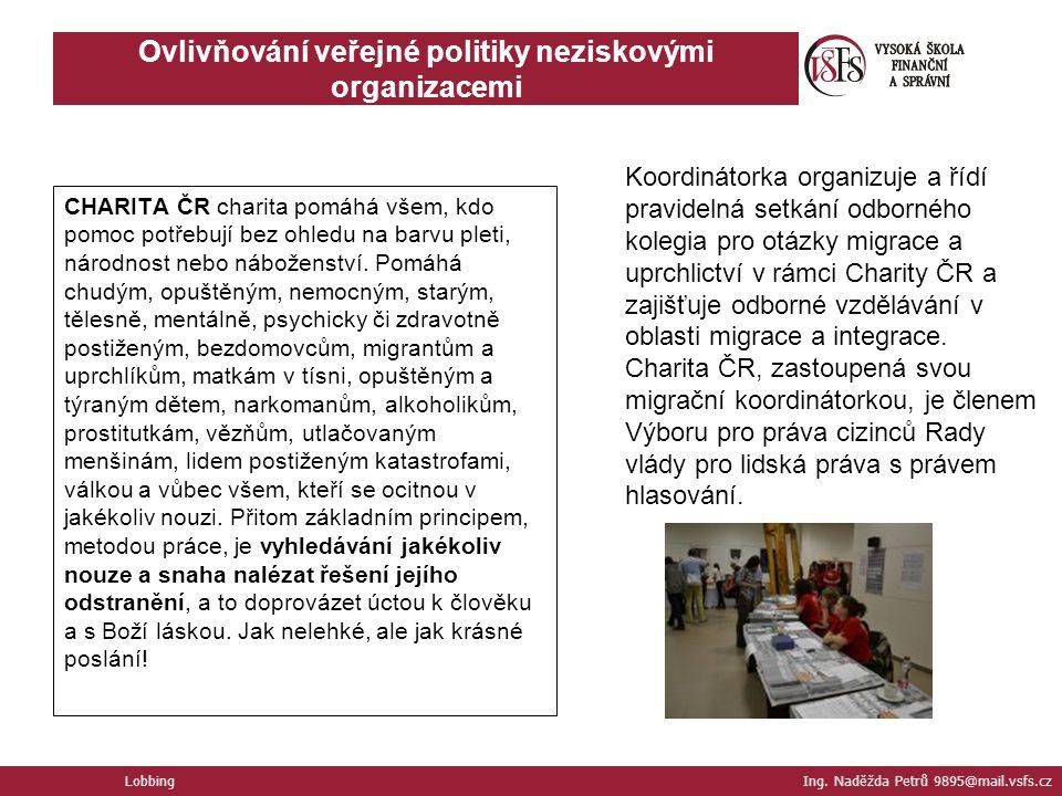 CHARITA ČR charita pomáhá všem, kdo pomoc potřebují bez ohledu na barvu pleti, národnost nebo náboženství. Pomáhá chudým, opuštěným, nemocným, starým,