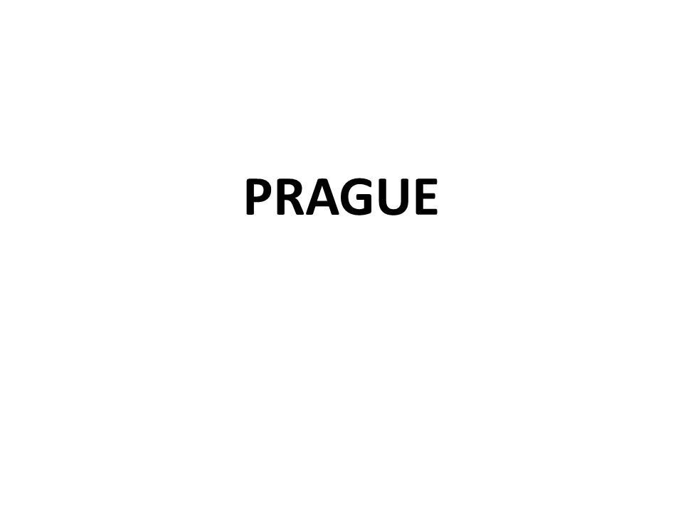 Read questions and give detailed answers.1. What kind of city is Prague.