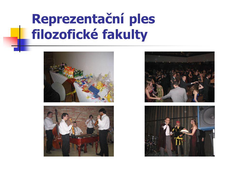 Reprezentační ples filozofické fakulty
