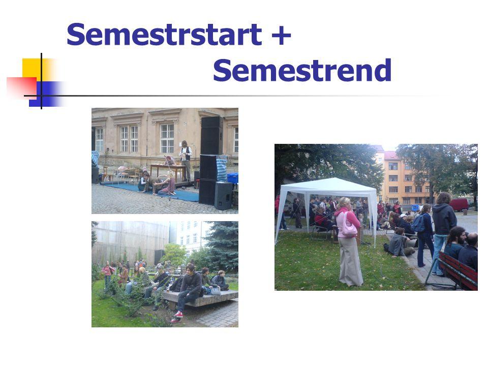Semestrstart + Semestrend