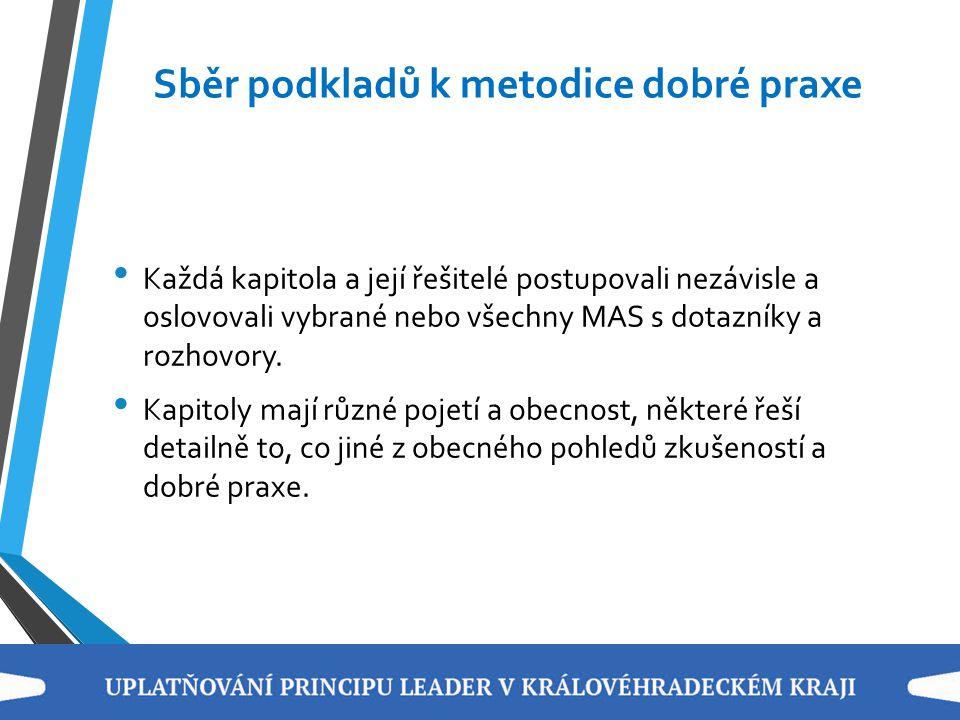 Doporučení a příklady dobré praxe 15.
