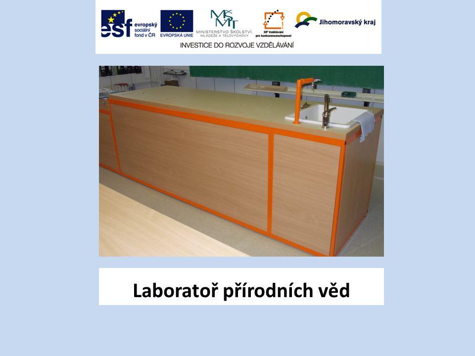 Laboratoř přírodních věd