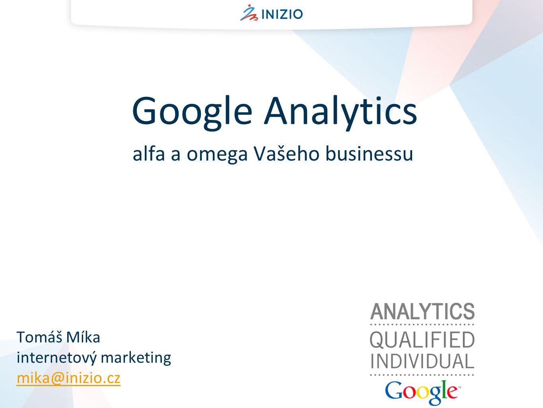 Co jsou Google Analytics.