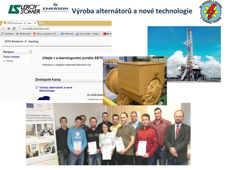 Výroba alternátorů a nové technologie