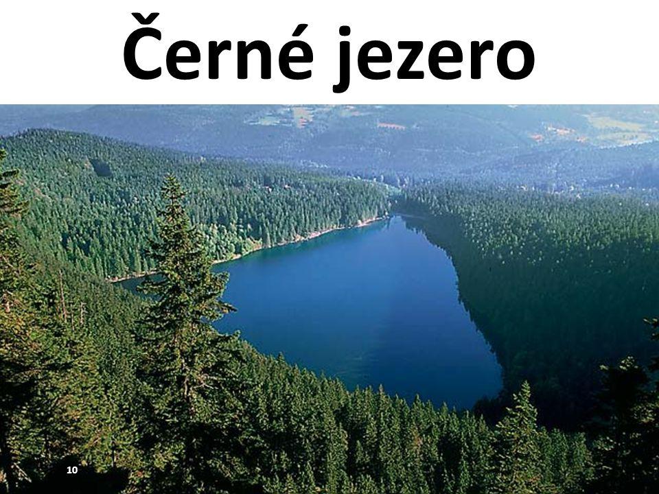 Černé jezero 10
