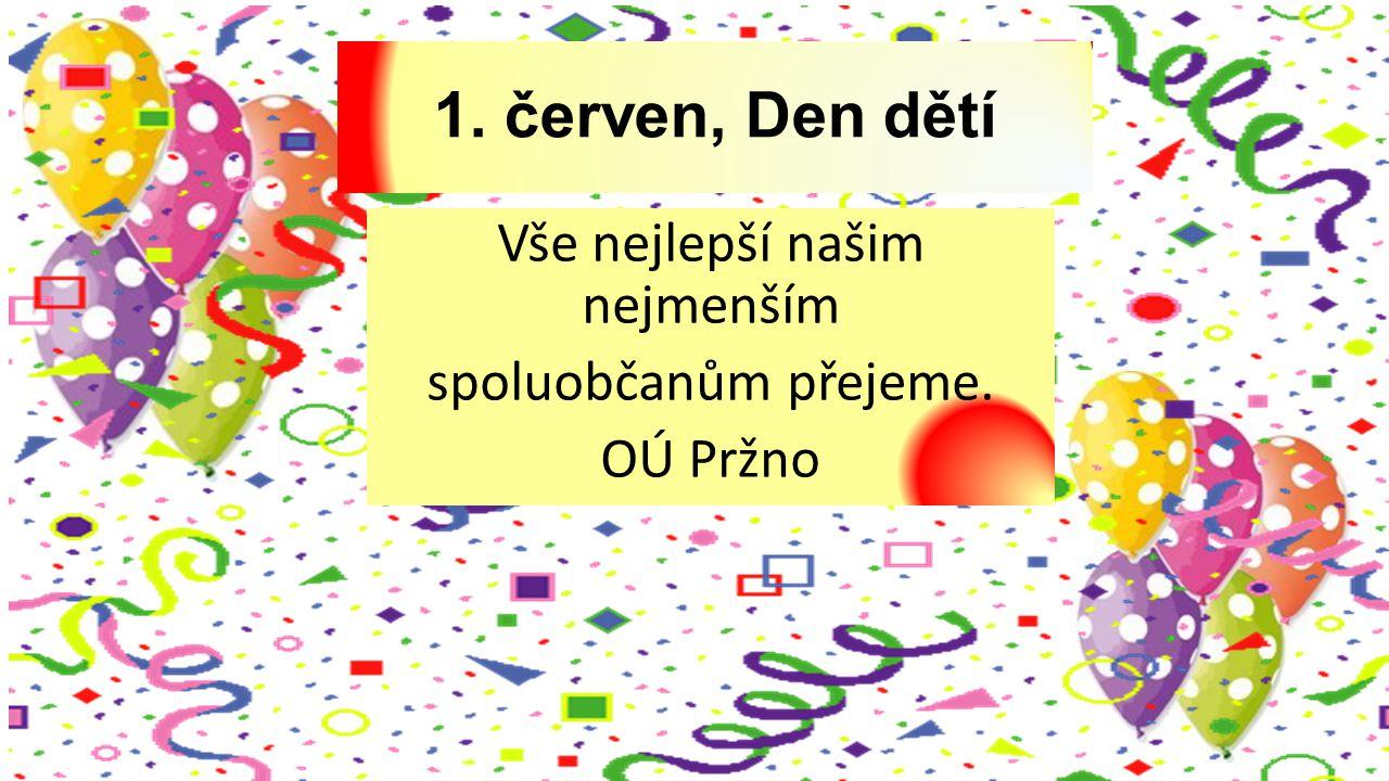 Program KTV Naši jubilanti Co najdete na úřední desce Svoz odpadů v červnu Klub seniorů – pozvánky Setkání 3.