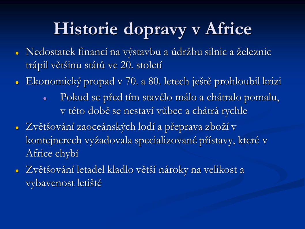 Kolejová doprava Kinshasa, DRC Převzato z: http://www.guardian.co.uk/world/2009/feb/19/africa-transport-network-britain Převzato z: http://www.vc4africa.com/group/SADC?groupUrl=SADC&xg_source=activity&id=2142245:Group:11622&xg_pw=&page=4