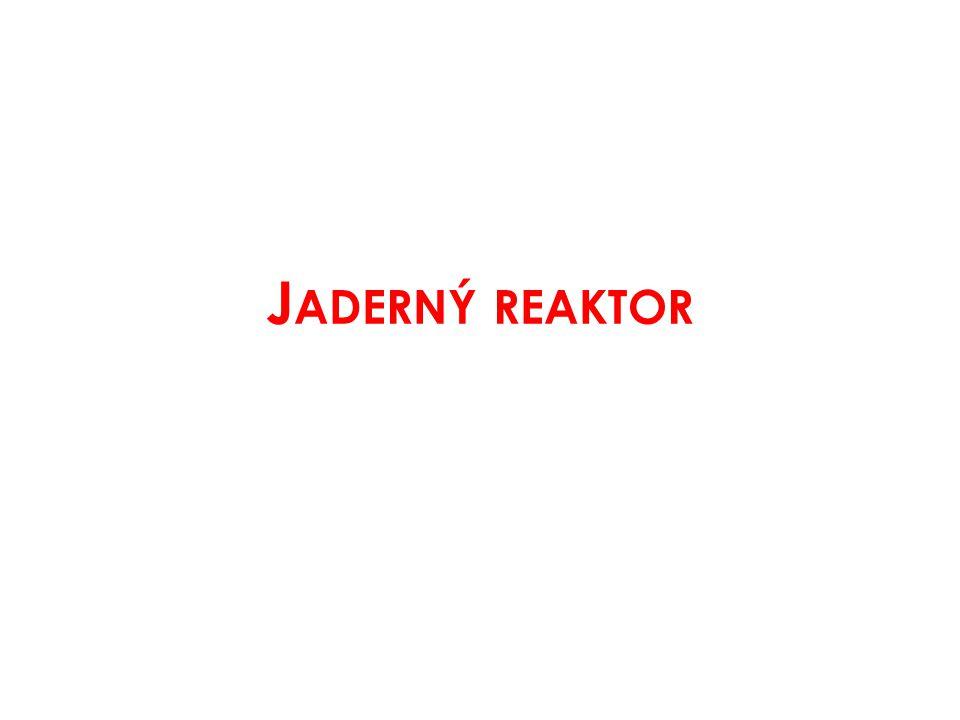 radioaktivní odpad kazety s vyhořelým palivem se skladují v bazénu použitého paliva když radioaktivita klesne pod 50% → do spc kontejnerů, do skladů použitého paliva hlubinné sklady (žulové masy) perspektiva: vitrifikace – převod do formy skla vrty – ukládání do síry využití použitého jaderného paliva v nových typech reaktorů