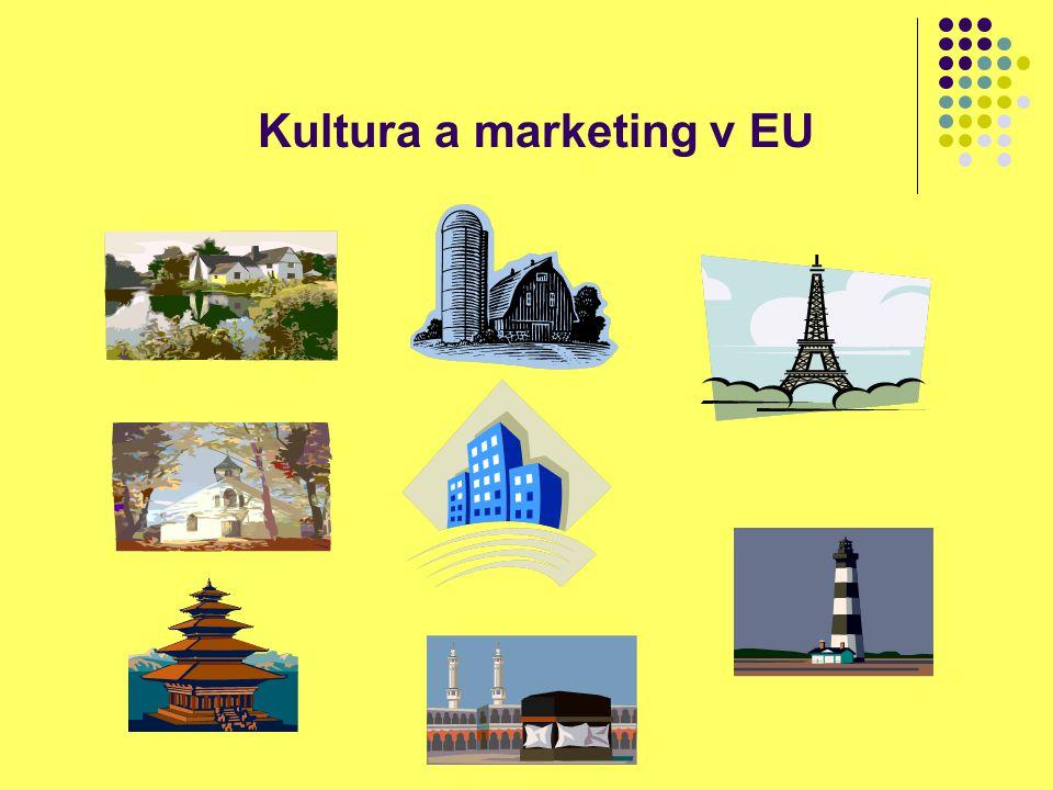 Kultura a marketing v EU