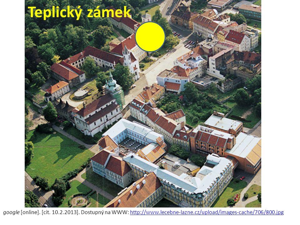 google [online]. [cit. 10.2.2013]. Dostupný na WWW: http://www.lecebne-lazne.cz/upload/images-cache/706/800.jpghttp://www.lecebne-lazne.cz/upload/imag