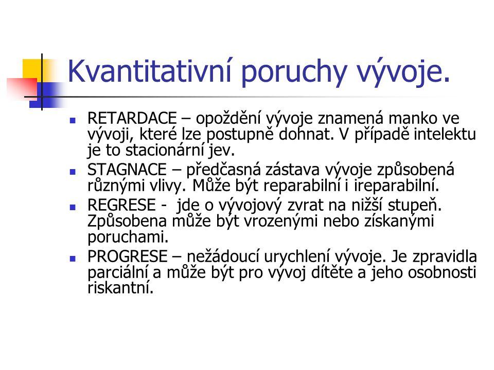 Postencefalický syndrom.