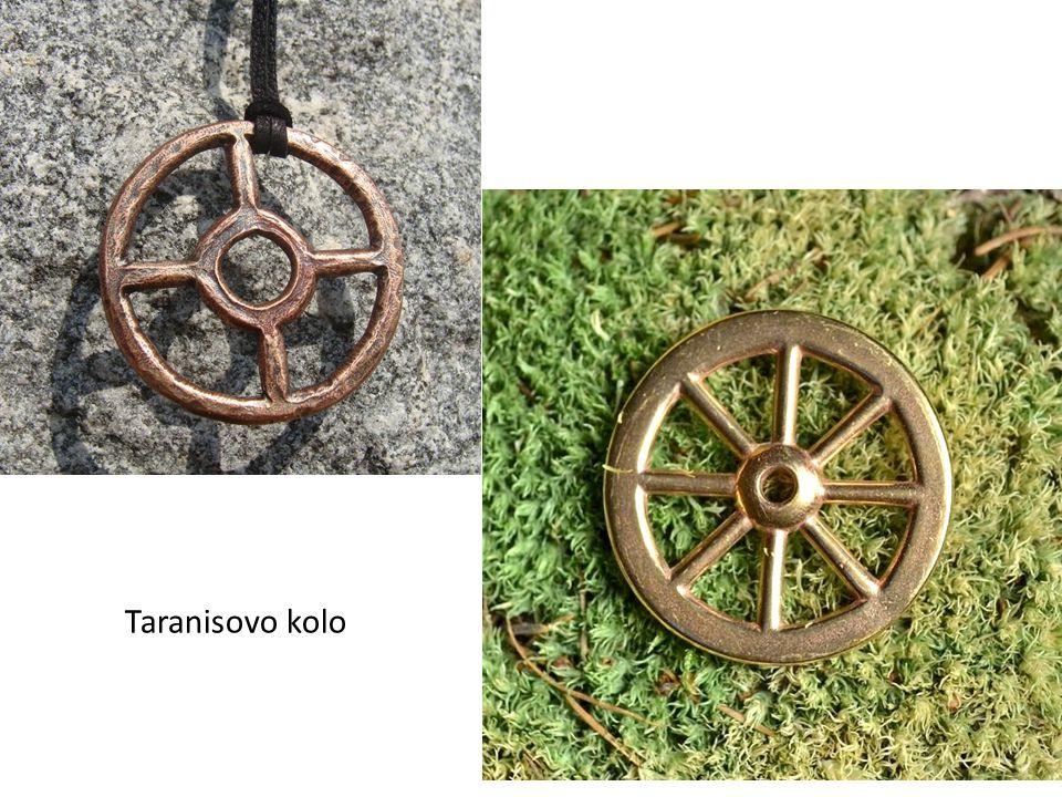 Taranisova kola (nálezy)