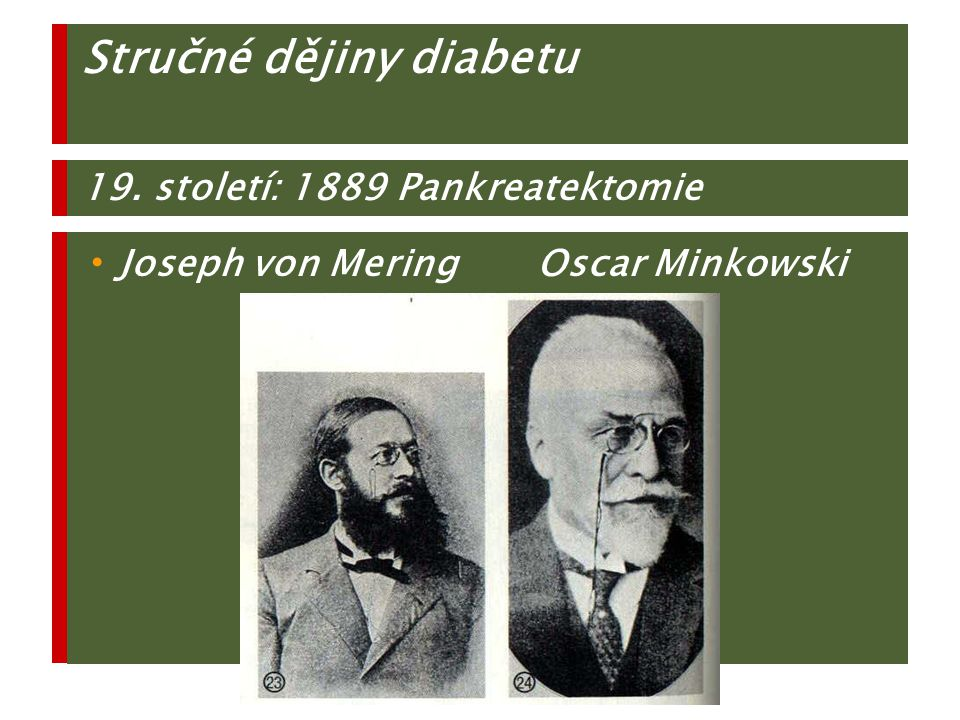 Kolorimetr ke stanovení glykémie začátek 20. století