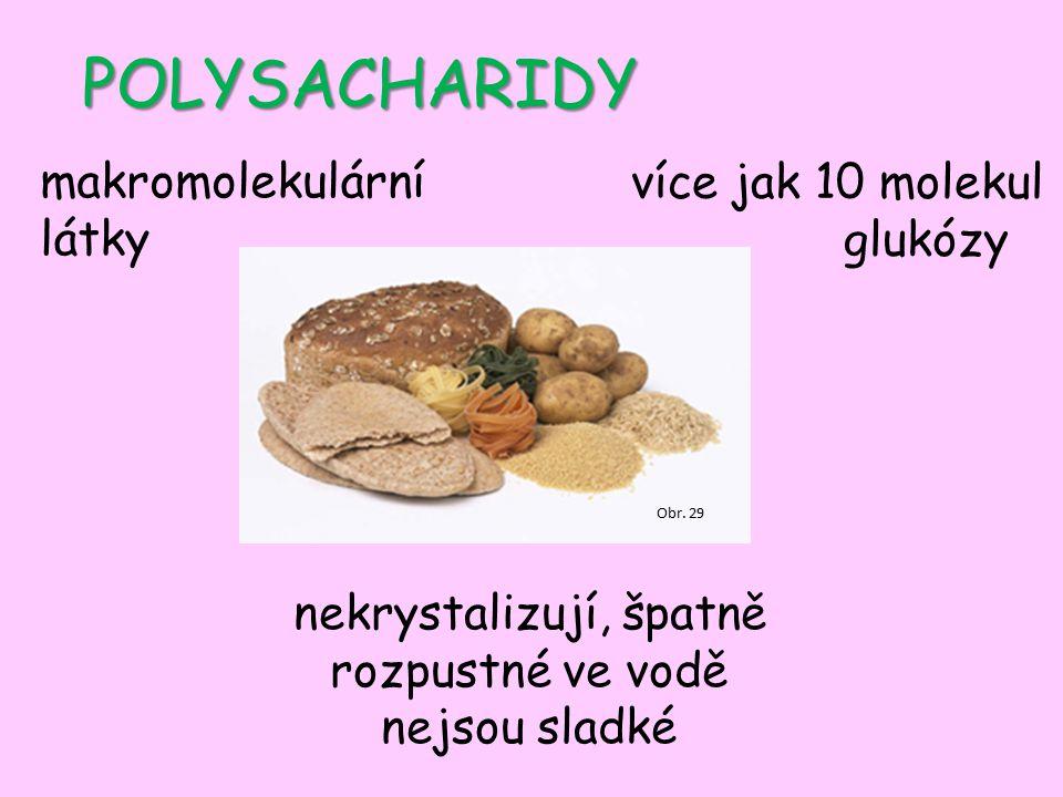 POLYSACHARIDY Obr.