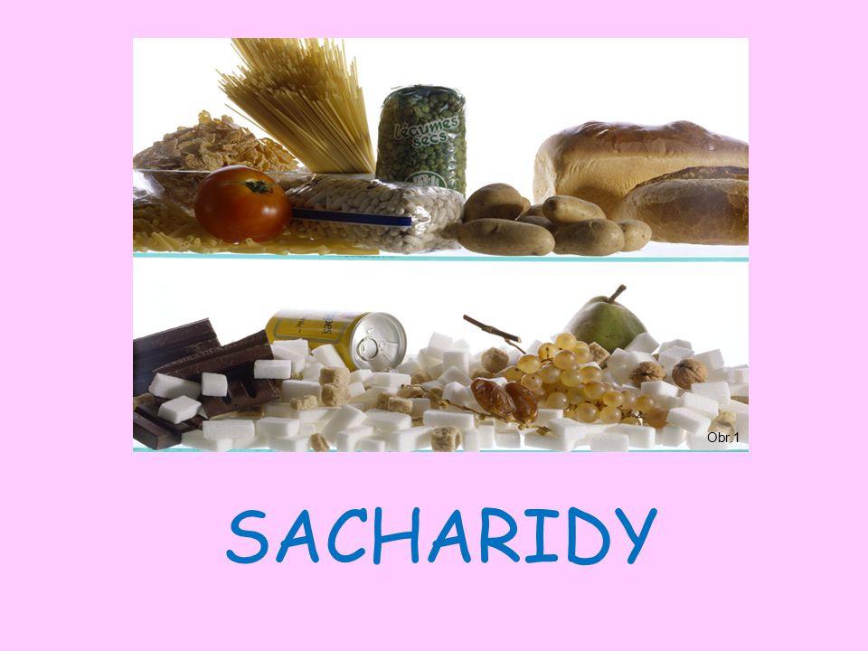 SACHARIDY Obr.1
