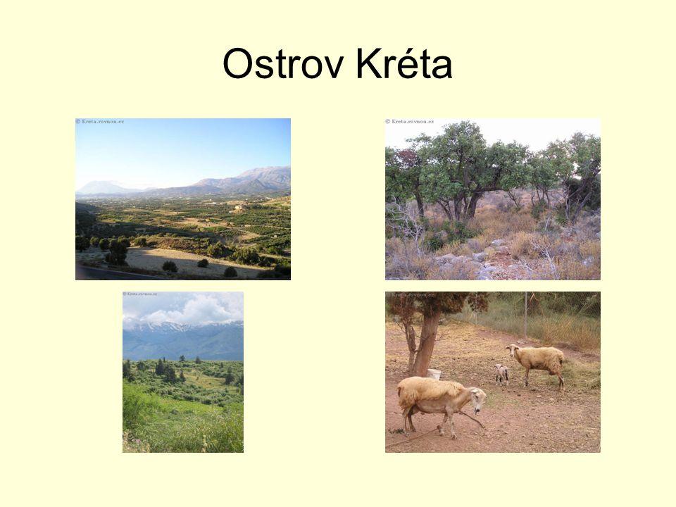 Ostrov Kréta