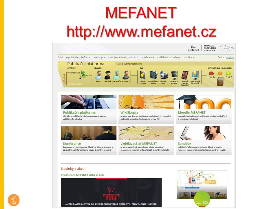 MEFANEThttp://www.mefanet.cz