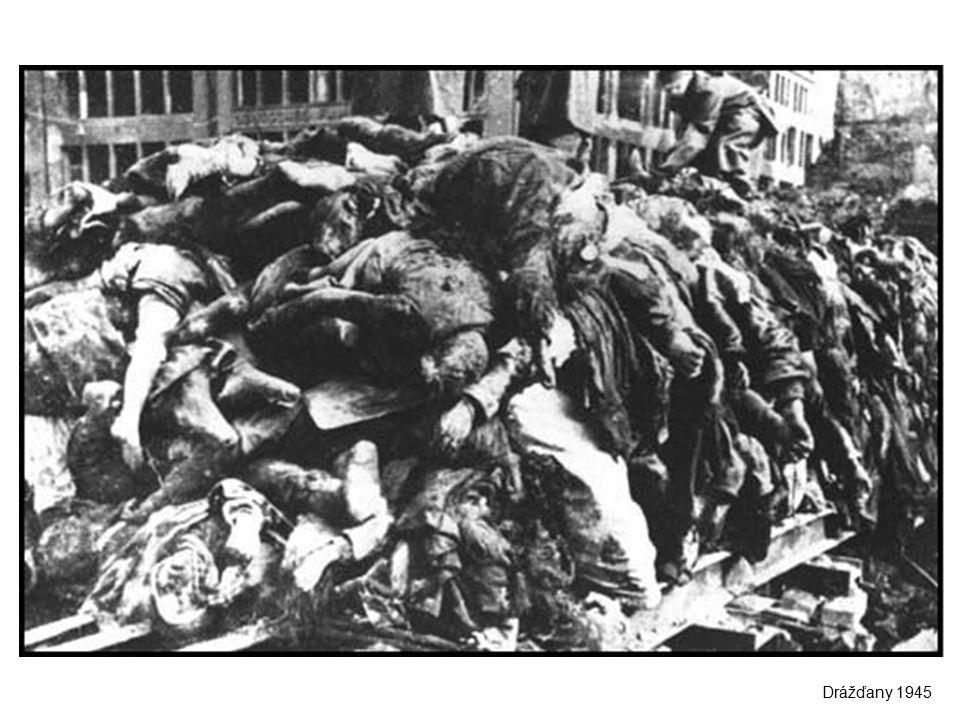 Drážďany 1945