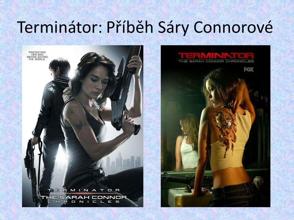 Terminátor: Příběh Sáry Connorové