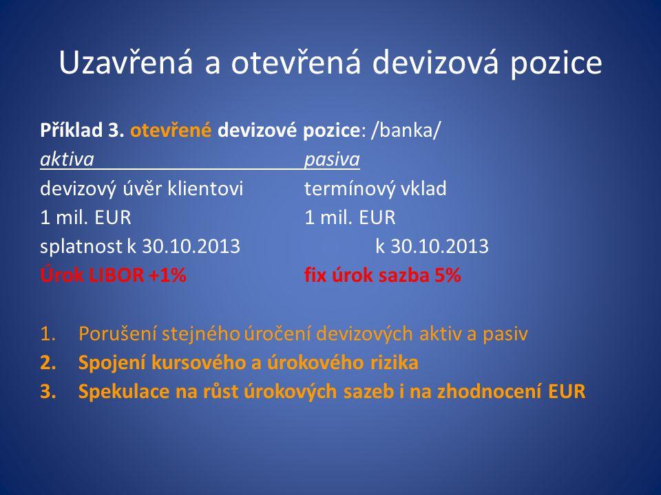 Konsolidace a účetní riziko Matka (CZK)Dcera 1 (EUR)Dcera 2 (CZK) Přepočet na CZK Konsolidovaná účetní závěrka (CZK)