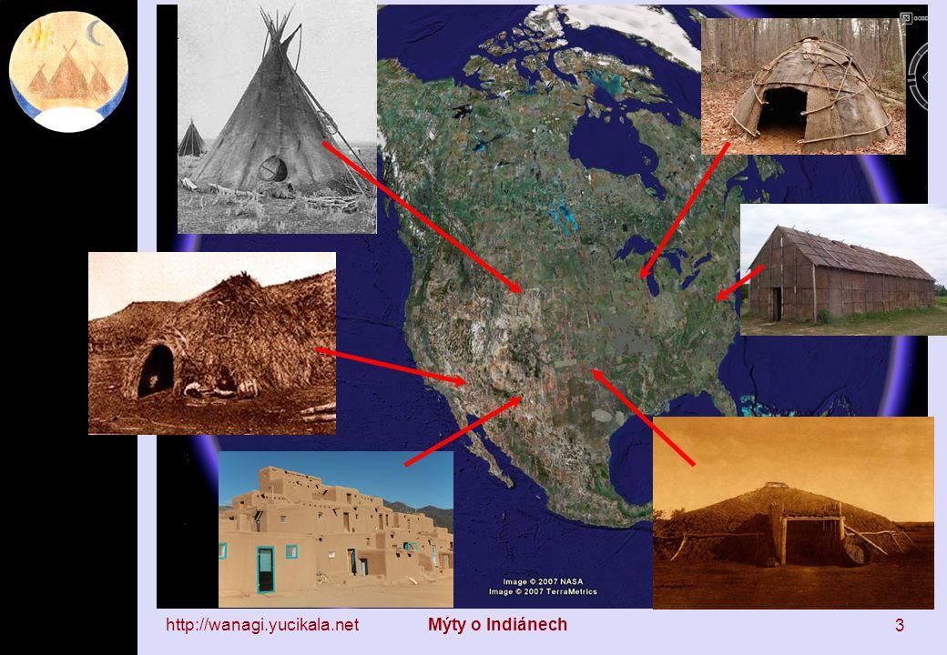 http://wanagi.yucikala.netMýty o Indiánech 3