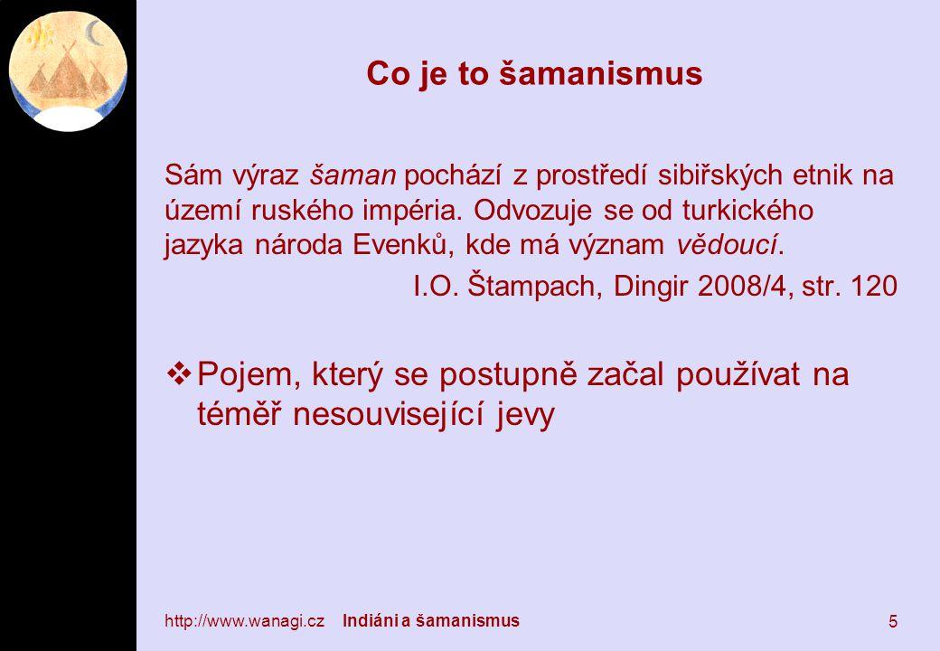 Co je to šamanismus Sám výraz šaman pochází z prostředí sibiřských etnik na území ruského impéria.
