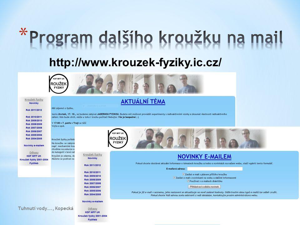 http://www.krouzek-fyziky.ic.cz/