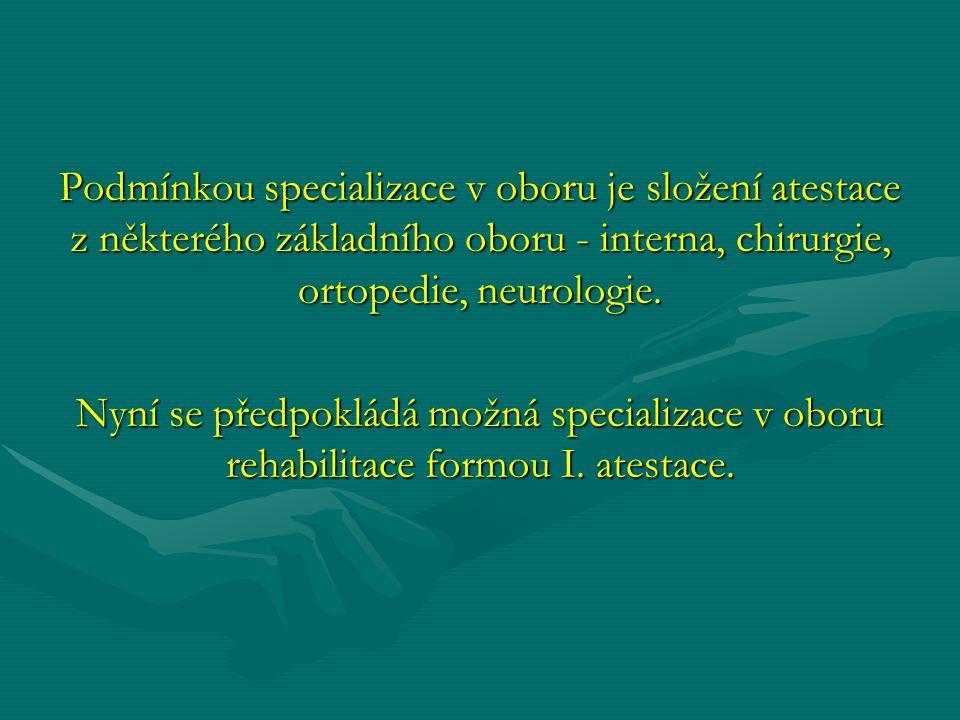 KRITICKÉ POJMY V OBORU REHABILITACE disease - impairment - disability - handicap choroba - porucha - postižení - znevýhodnění