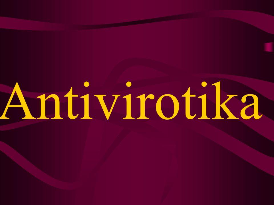 Antivirotika
