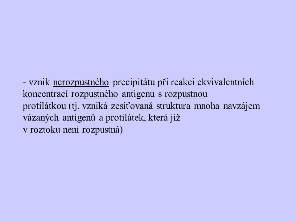Orgánově nespecifické autoprotilátky u orgánově lokalizovaných autoimunitních chorob ANCA (nespecifické střevní zánětlivé omenocnění) //+ASCA// Autoprotilátky proti transglutamináze (celiakie) SS-A, SS-B (Sjögenův syndrom)